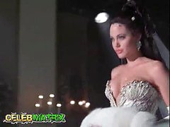 Angelina Jolie nude porn compilation