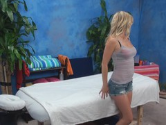 Blondie is feeling lengthy shlong entering mouth and snatch