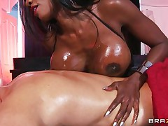 diamond jackson oiled up and ready to go!
