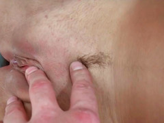Samante getting deeply stuffed and receiving cum on her face